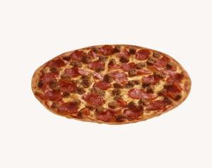 Delissio fryst pizza bakning instruktioner