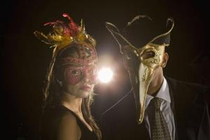 Kreativ maskerad kostym idéer
