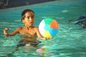 Bostäder swimmingpool belysning förordningar