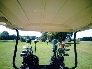 Hur jag dekorera för en golf?