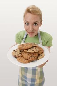 Chocolate Chip Cookie förpackningar idéer