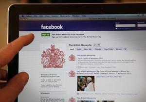 Typer av kommunikationsfrågor på Facebook