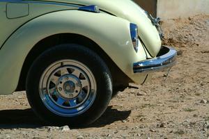Om den Volkswagen Beetle Cabriolet