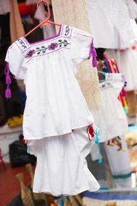 1960-talet Bohemian långa vita klänningar