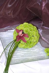 Idéer för vinter bröllop blommor