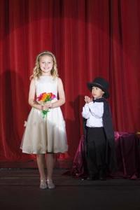 Cool och Awesome försvinner trollkonster för barn