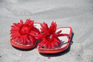 Idéer om Decorating Flip Flops