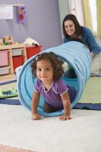 Fysiska spel för småbarn