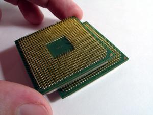 Ta bort en Processor från en Dell 8300
