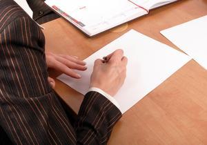 Hur man gör ett bra ansökningsbrev
