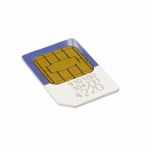 Att infoga ett SIM-kort i Apple iPhone 3G