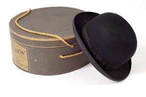Inredningsidéer för en tabell med hattar