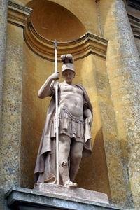 Uniformer av de antika grekiska generalerna
