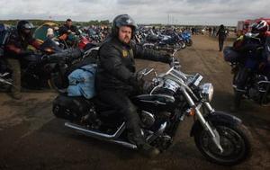 Hur man stämmer en motorcykel med dra rören