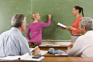 Hur man undervisar pronomen att elementära studenter