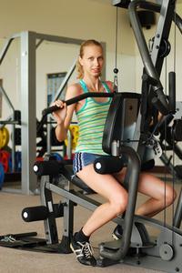Muskelstyrka & pass uthållighet