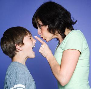 Hur man väljer lämpliga straff för barn