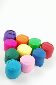 Hemmagjord Play-Doh