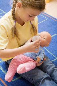 Vad är det som kännetecknen ett förskolebarn kognitiv utveckling?
