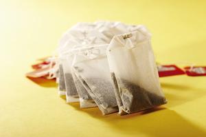Hur man färga tyg med tepåsar