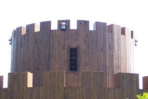 Hur man gör ett slott från craft skum