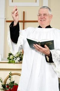 Hur man kan införa en präst till församlingen