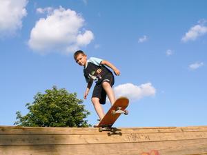 Hur man bygger en Skateboard droppe