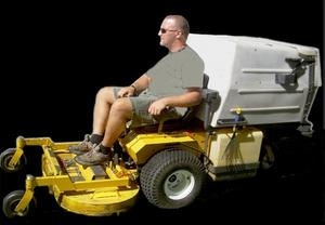 Hur man byter drivremmen på en 30-tums Murray ridning gräsklippare