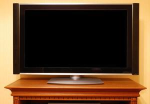 Hur får man i Service läge på en Panasonic HDTV