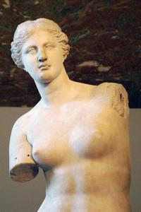 Kvinnor i antika grekiska konsten