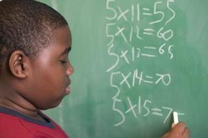 Hur man undervisar en 4: e väghyvel division & multiplikation