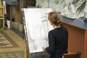 Konst projektidéer för högskolestudenter