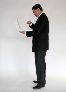 Arbetsbeskrivningen för en information security manager