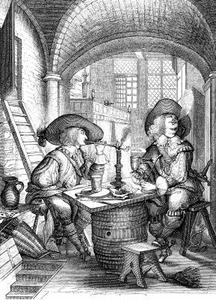 Militär kläder av 1600-talet