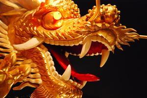 Hur man gör ett papper kinesiska Dragon Head