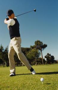 Hur du använder spakar i en golfsving