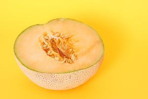 Kan du plantera cantaloupemelon frön från färska frön?