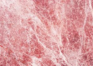 Rosa marmor sten