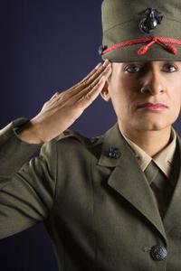 Militära bröllop traditioner och seder