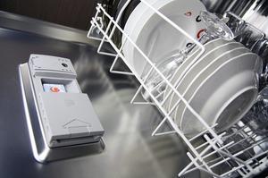 Hemgjord diskmaskin tvål görs utan borax