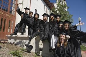 College examen presentidéer för vänner