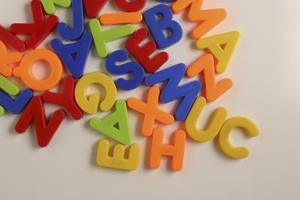 Hur du utformar din egen alfabetet Letter disposition