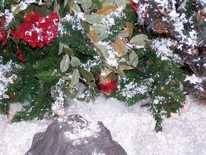 Hur man gör falska snö med bakpulver