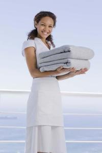 Hur tvätta handdukar för att göra dem mjuka igen