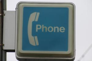 Hur du hittar en telefonkiosk