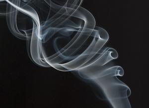 Hur du får en bränd rök doften av ditt hus