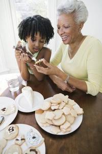Hur man gör lätt Sugar Cookies från grunden