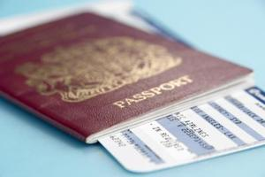 Hur får man ett pass (ALL THE steg)