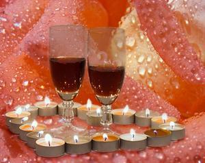 Romantiska stugor och stugor med Jacuzzi bubbelpooler i Wisconsin