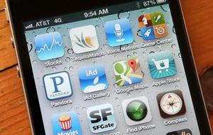 3G iPhone är låst efter återställning
